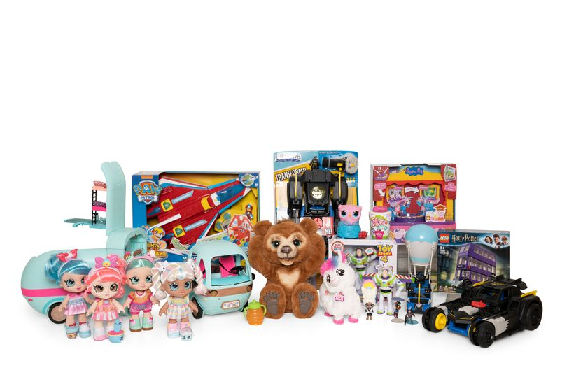 Top Christmas Toys 2020.Argos Reveals The Top Toys For Christmas 2019 With 200 Days