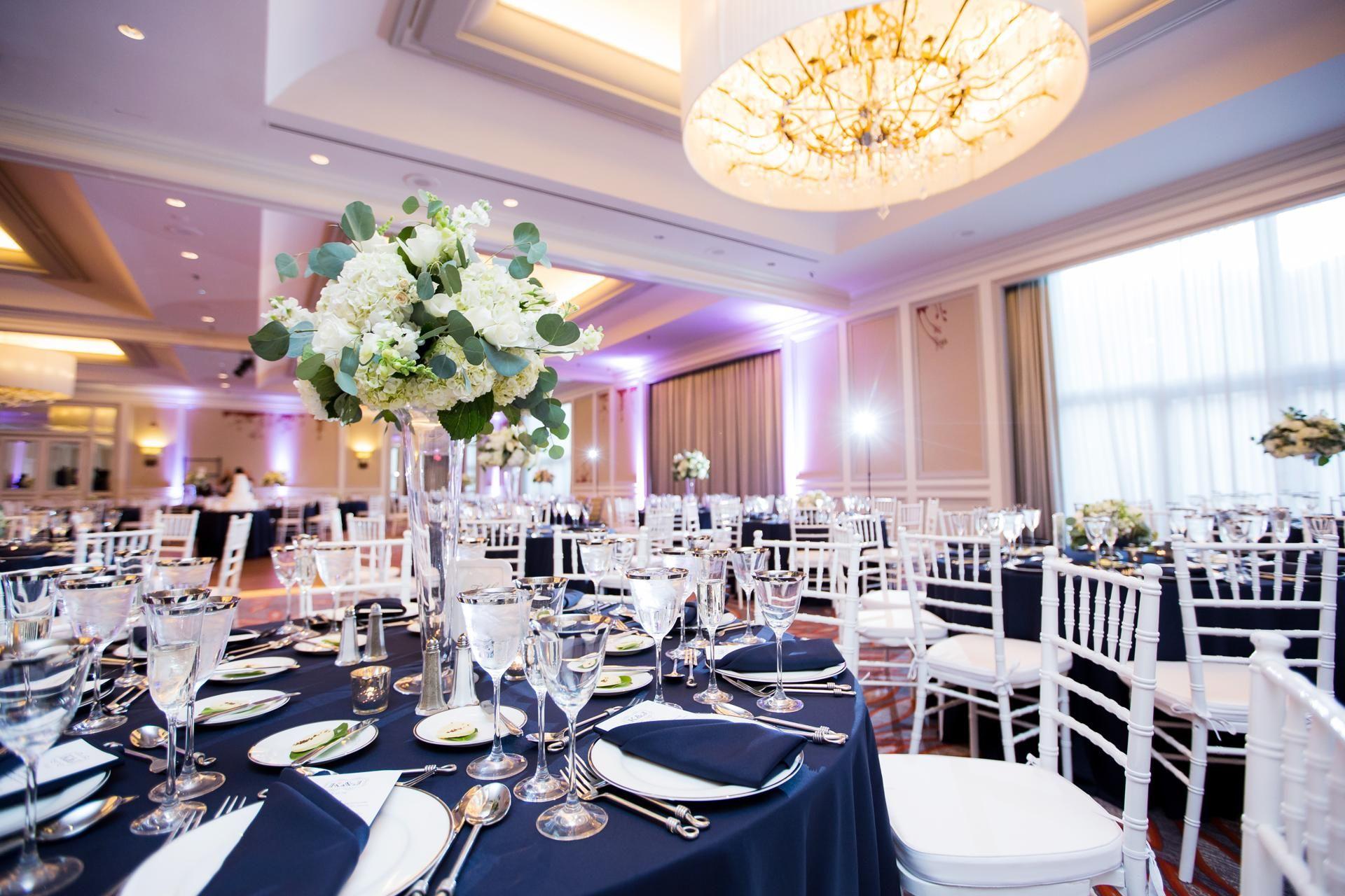 New England Country Rentals White Flower Centerpieces Wedding Boston Marathon Bombing