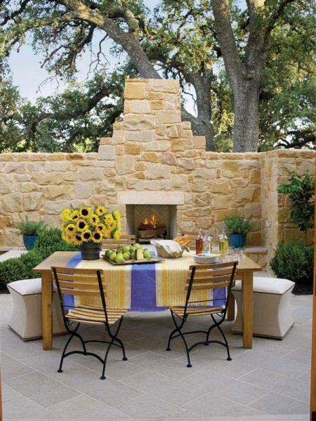 Outdoor Fireplace Escondido, Patio Furniture Escondido