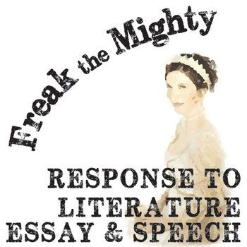 How To Use A Thesis Statement In An Essay Freak The Mighty Essay Topics  Grading Rubrics Christmas Essay In English also Health Issues Essay Freak The Mighty Essay Topics  Grading Rubrics  Freak The Mighty  How To Write A College Essay Paper