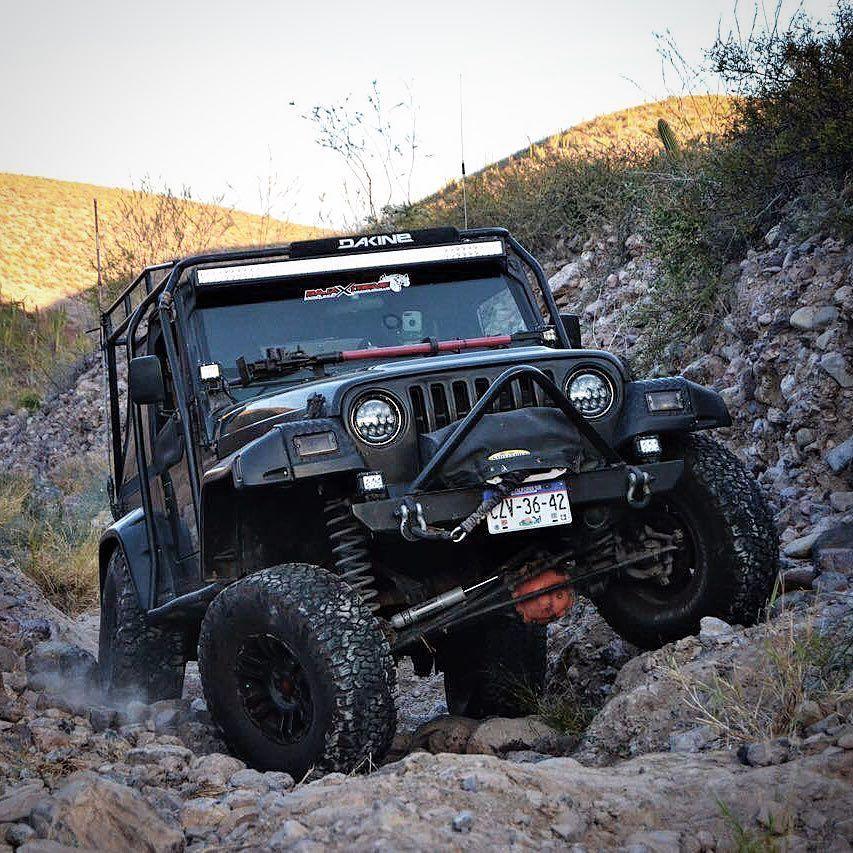 Escape de la realidad número 2 jeep