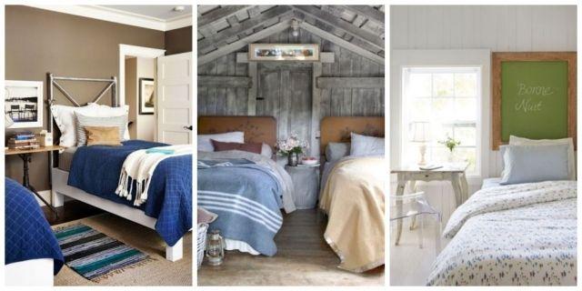 wunderschne gste schlafzimmer ideen schlafzimmer - Home Interior Design Ideen Schlafzimmer