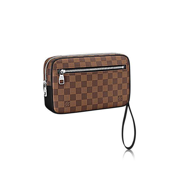 e6930f46f8 LOUIS VUITTON Kasai Clutch. #louisvuitton #bags #clutch #metallic ...