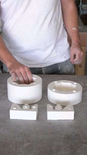 Slipcasting a mug Hammerly Ceramics