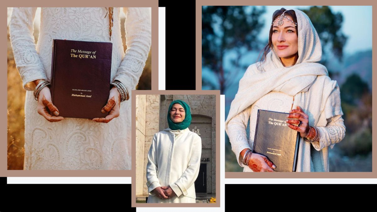 I CONVERTED To ISLAM ☪️ | Rosie Gabrielle - The Muslimah ORG