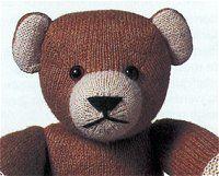 Photo of Knitting – Teddy basic instructions