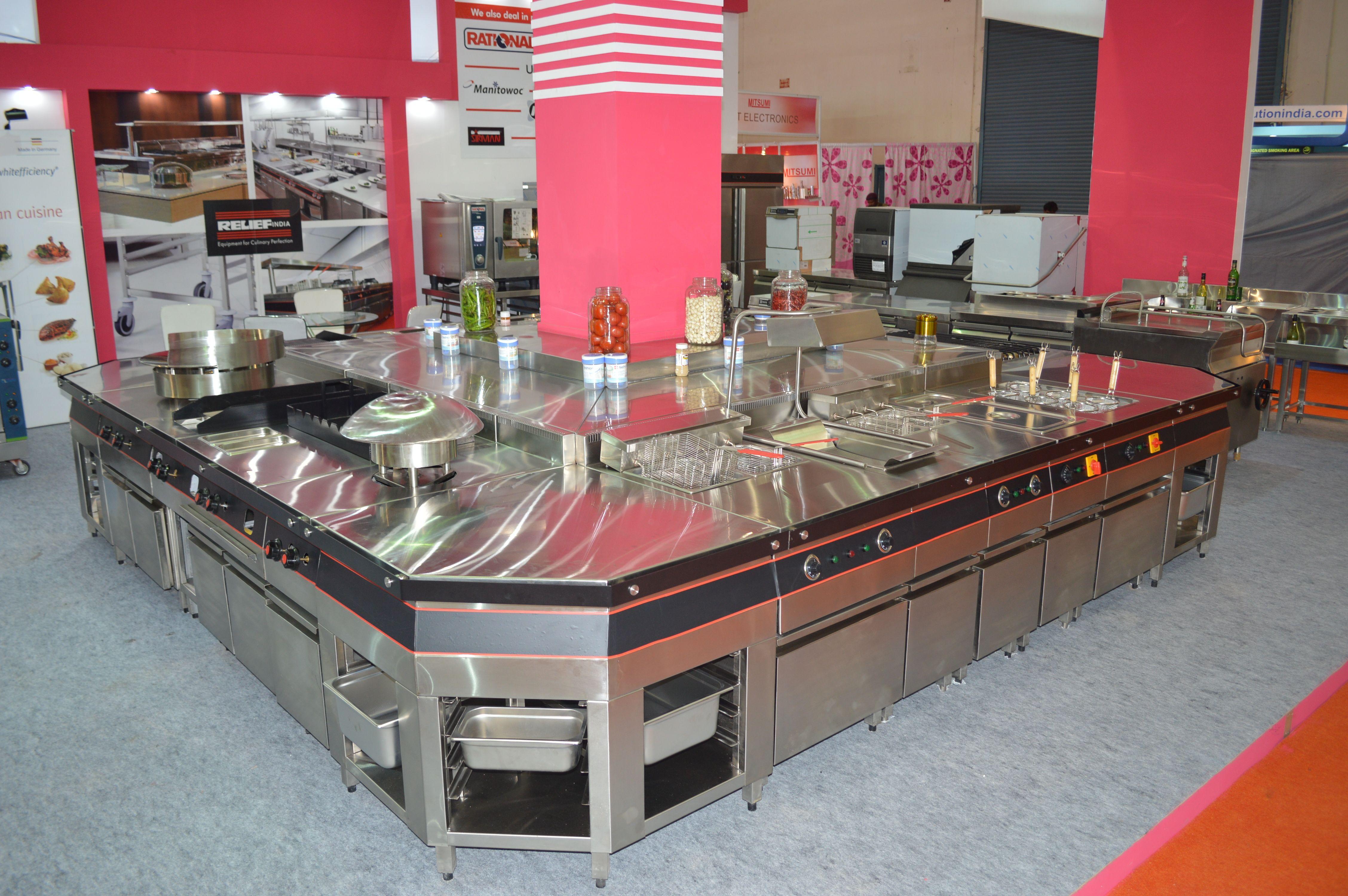 Commercial Kitchen Equipment Manufacturers in Delhi India ...