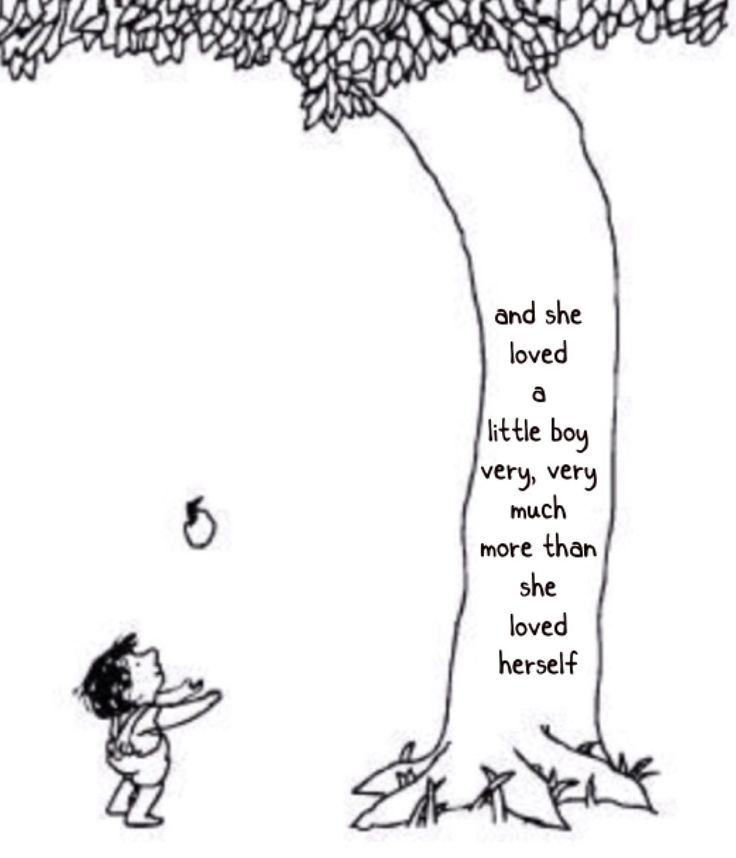 The Giving Tree Quotes 6