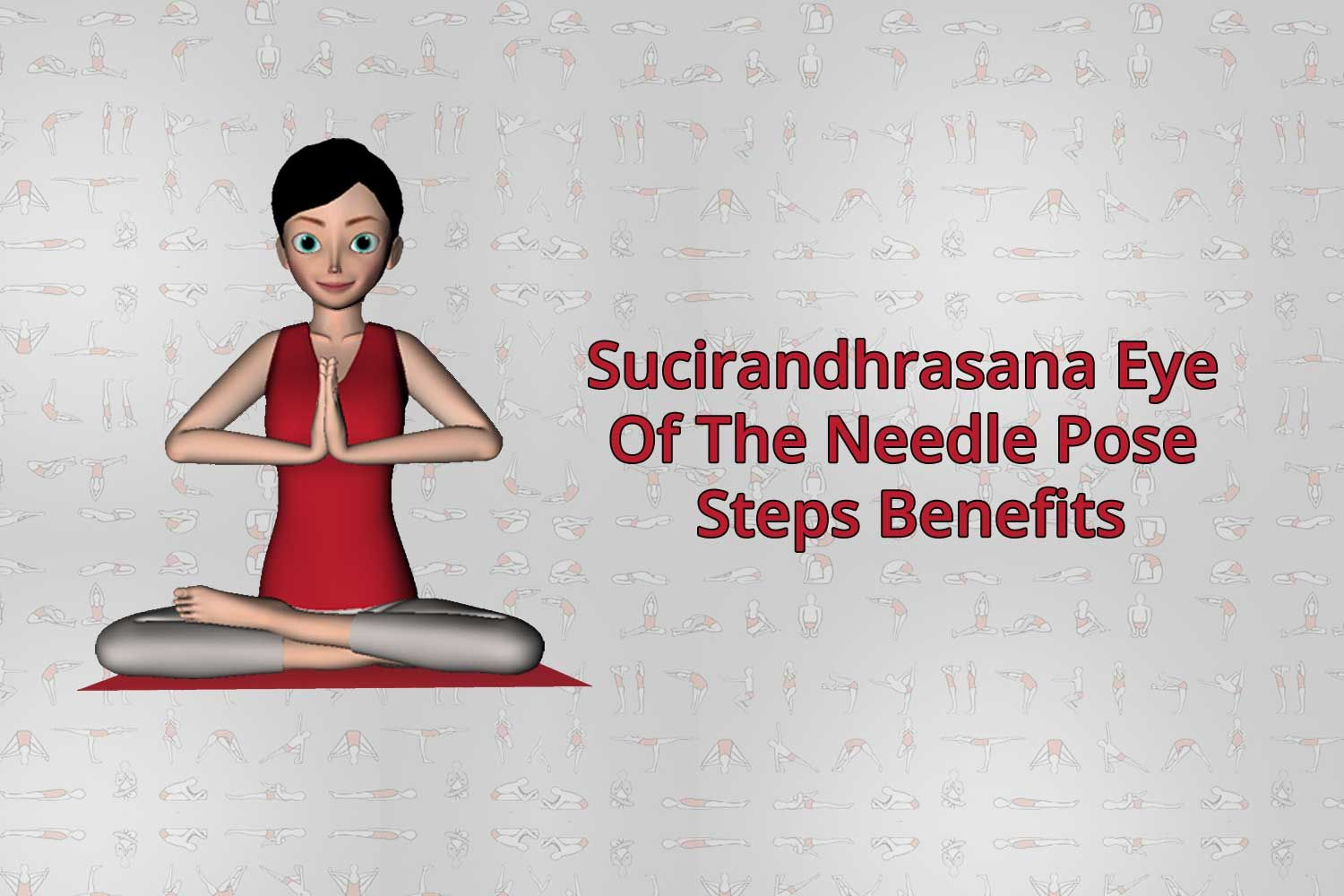 #Sucirandhrasana is an excellent practicing for #cross ...