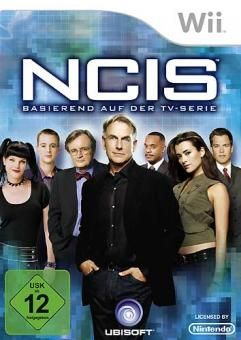 NCIS Wii....father's day idea?
