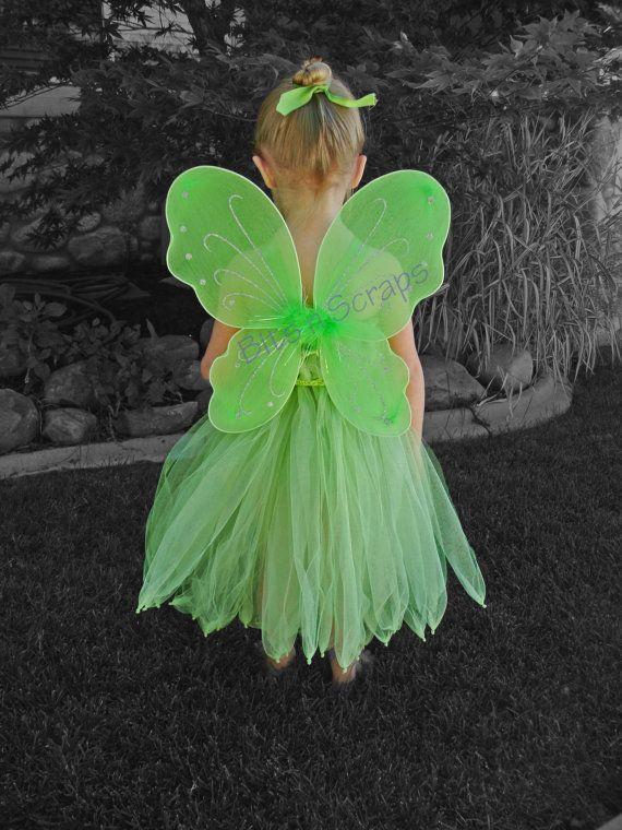 Tinkerbell Tutu Dress Holidays Disney Dresses