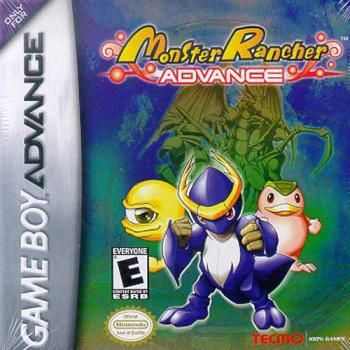 Monster Rancher Advance Usa Gba Rom Nicoblog Org Monster