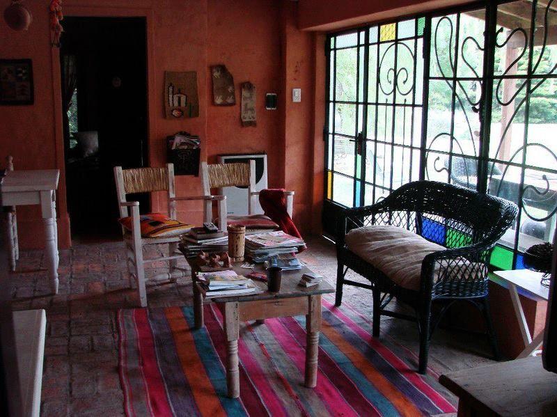 Casa de campo san antonio de areco argentina - Casas de campo decoracion interior ...