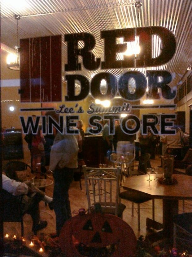 I Am Certainly Not A Wine Loverbut At Red Door With A Cute