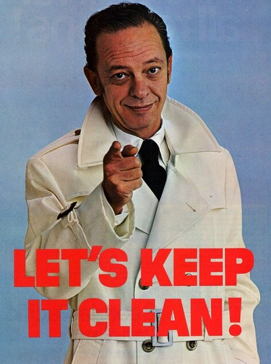 Don Knotts' Nice Clean, Decent, Wholesome Hour (1970)