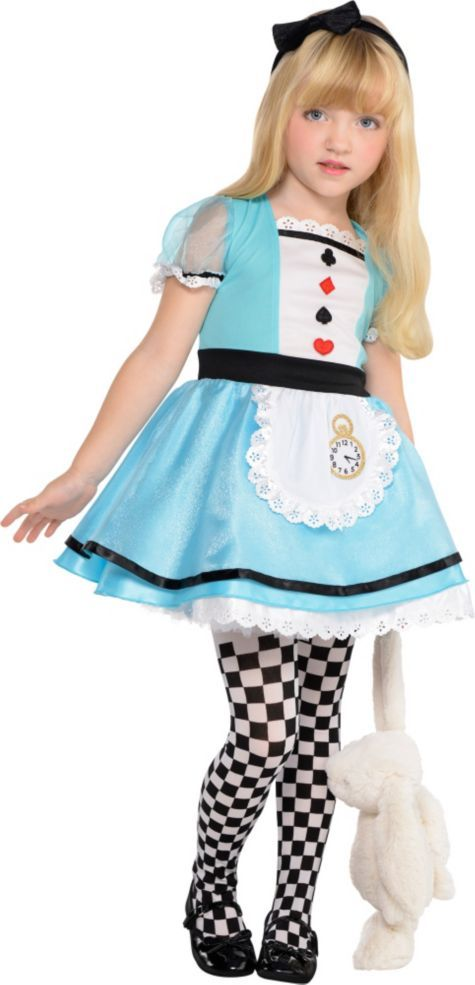 Toddler Girls Teacup Alice Costume Party City ModelingDance