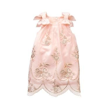 Janie and Jack Ballet Tulle Dress Petal Pink