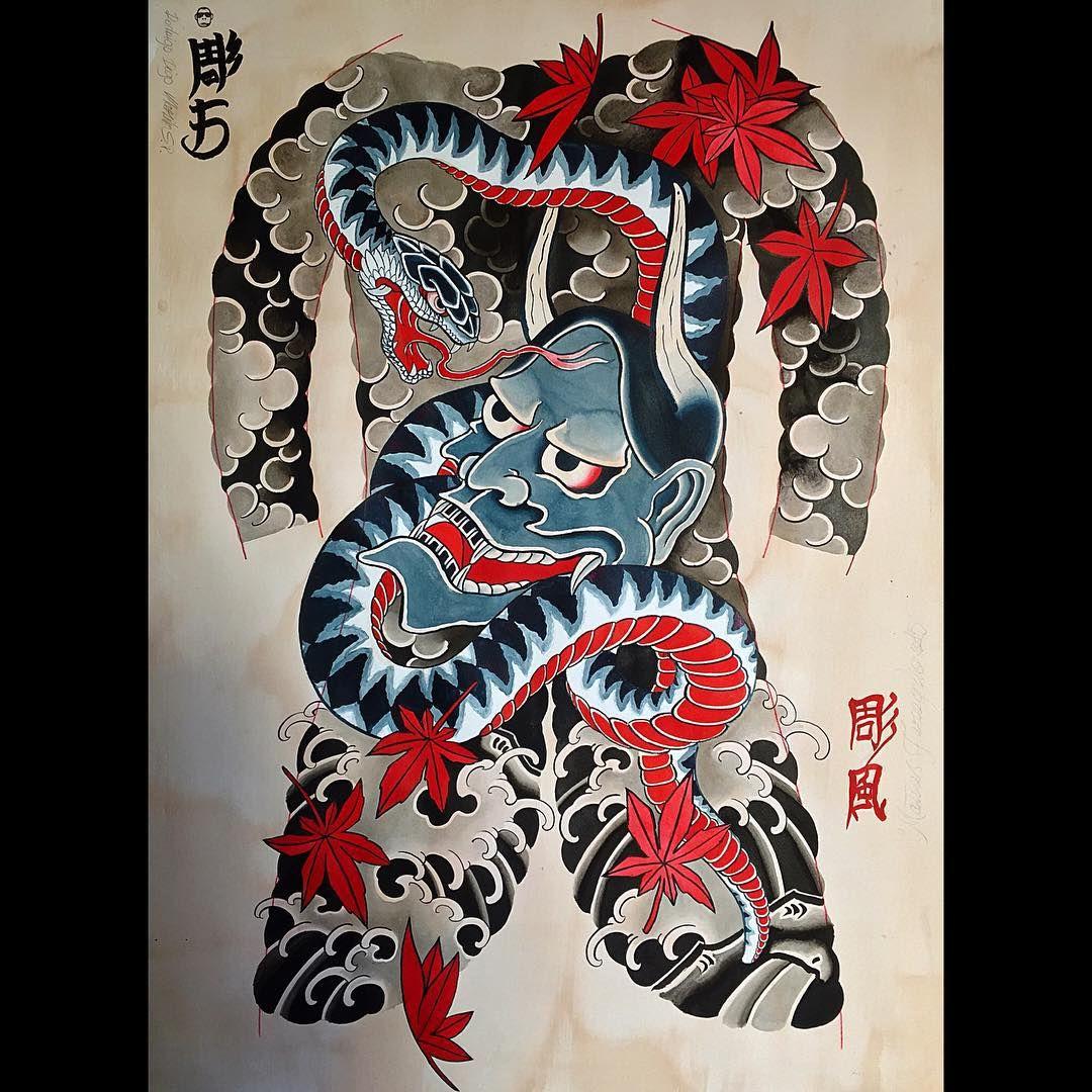 Tattoo Designs Japanese: Irezumi, Tattoo And