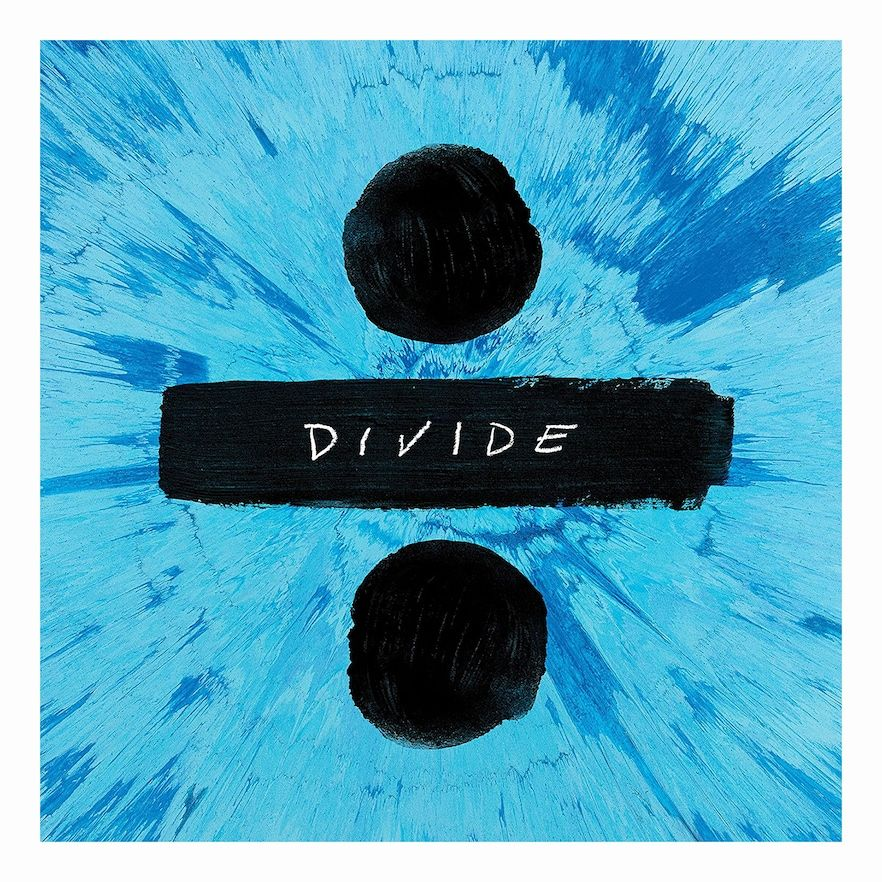 Ed Sheeran Divide Vinyl Record Multicolor Products