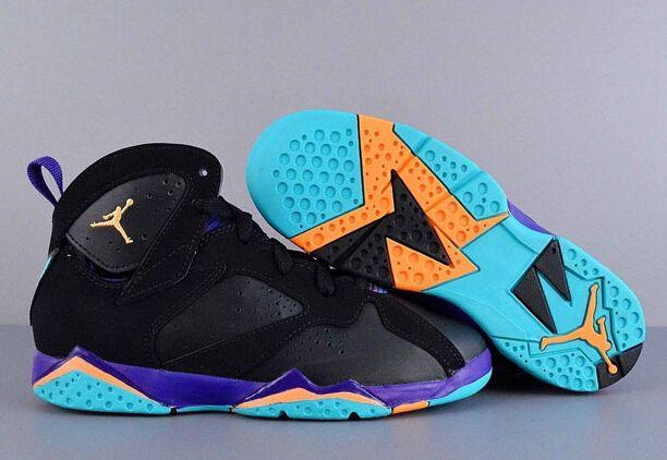 sale retailer cd969 00504 Air Jordan 7 GS Lola Bunny Color Black Bright Citrus-Court Purple-Light  Retro Style Code 442961-029 Release Date April 18, 2015 Price  140