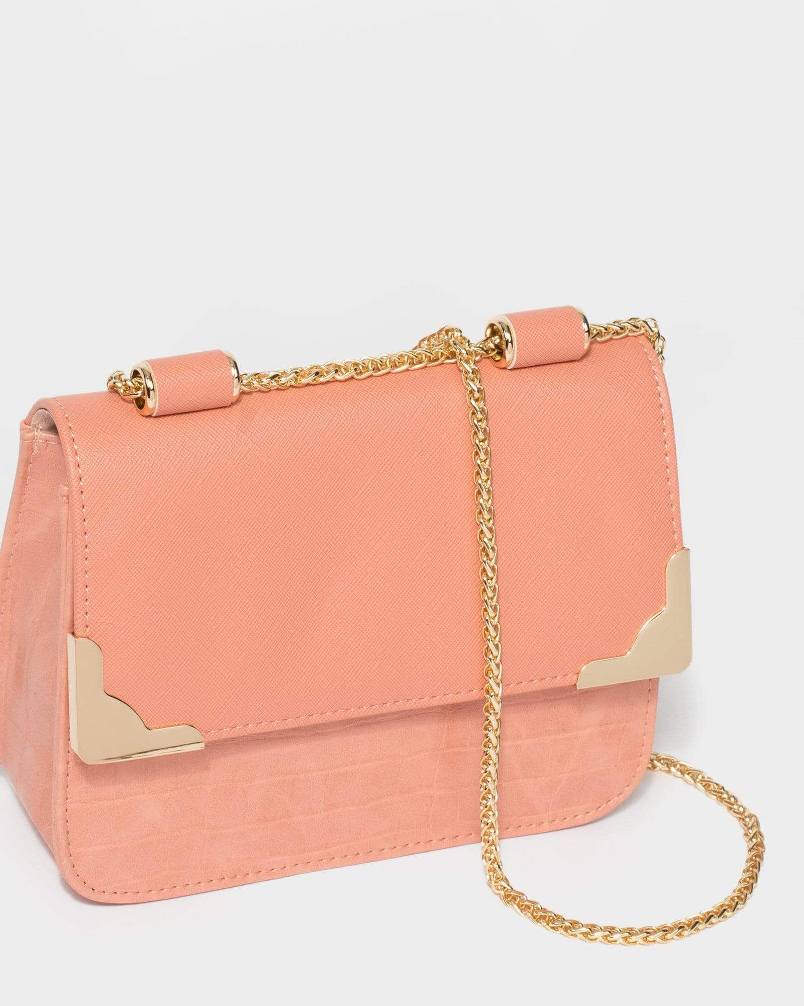 Pink Tiana Small Bag In 2020 Bags Small Bag Purses And Bags