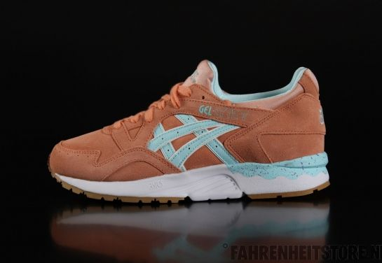 Asics Asics Gel Lyte V Sneaker Coral Reef Clear Water
