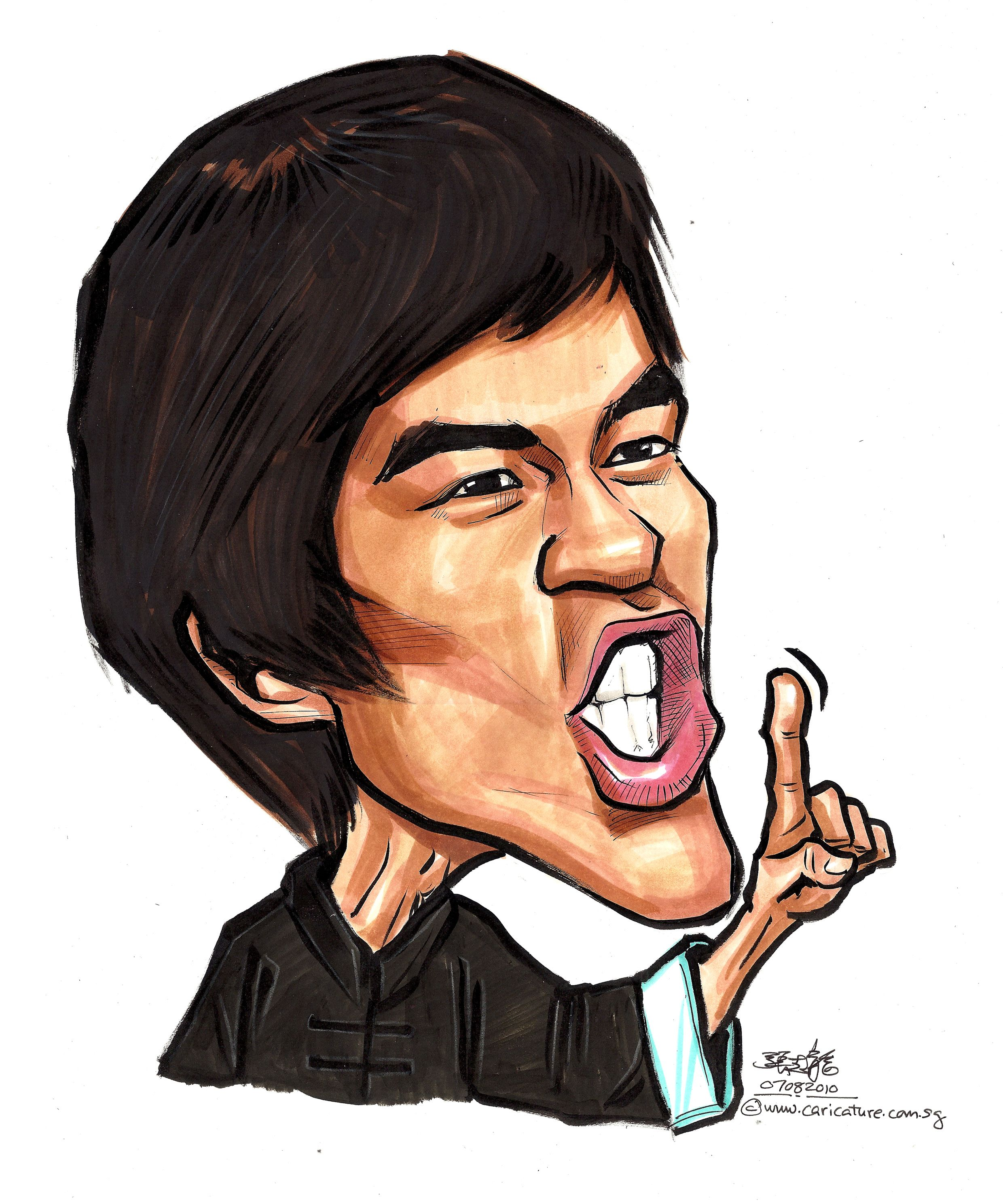 Bruce Lee Moon Quote: Bruce Lee It Is Like A Finger Pointing Away To The Moon