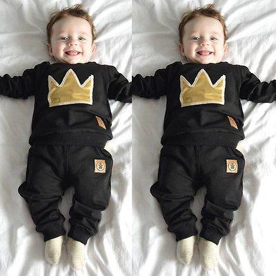 7fe15a871 new list 21c4c daebc 3pcs toddler baby kids boy girl clothes outwear ...