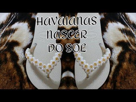 HAVAIANA NASCER DO SOL - YouTube
