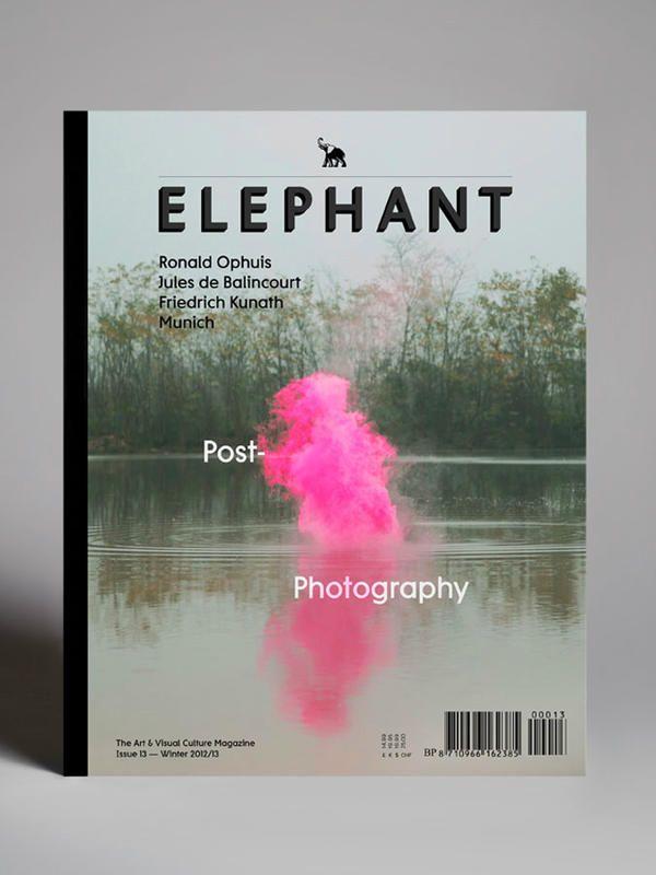 Elephant Magazine | Print | Pinterest