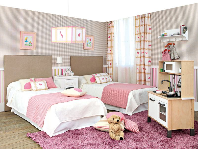 Resultado de imagen para decoracion de cuarto para ni as bebes cuarto de m a pinterest Decoracion dormitorios ninos