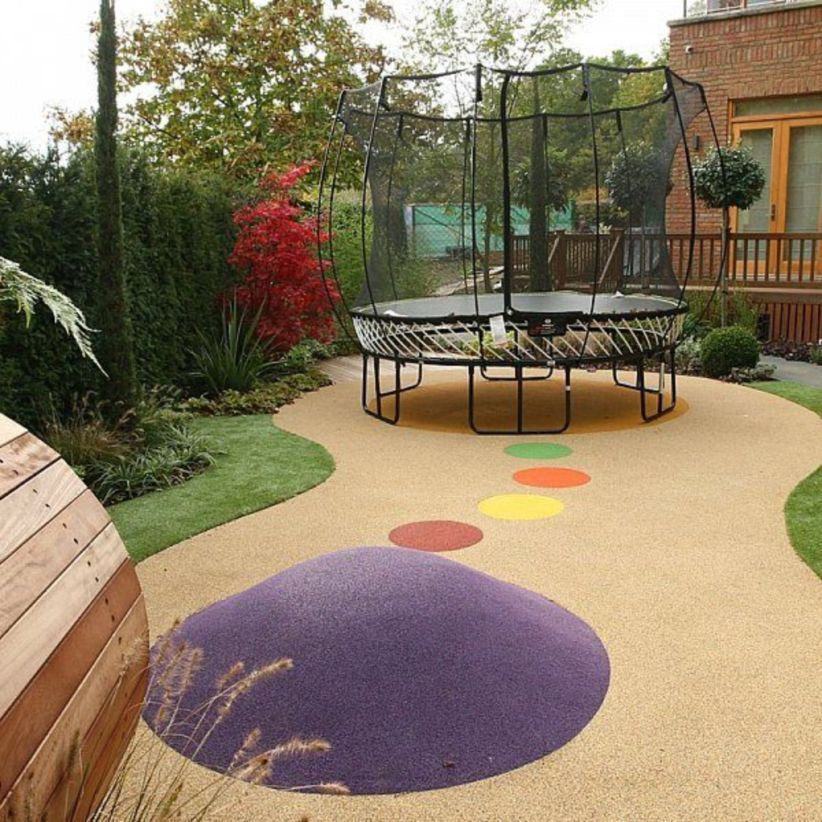 49 Garden Design Ideas With Children Playing Area