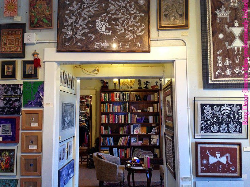Rang-Decor {Interior Ideas predominantly Indian}: Khazana: Curated treasures on…