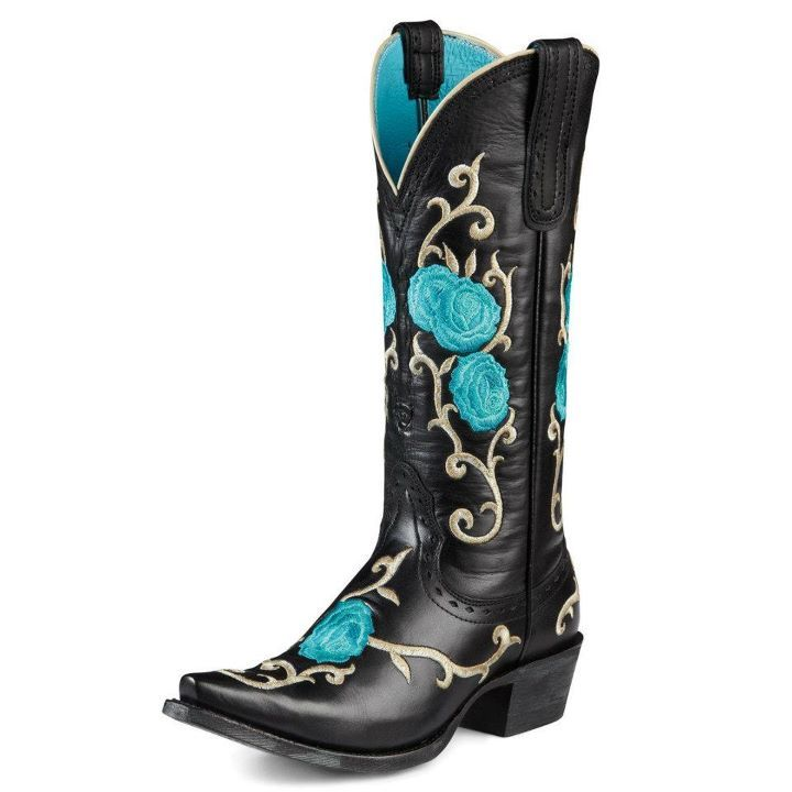 Ariat Corazon boots with turquoise | Good | Pinterest | Turquoise