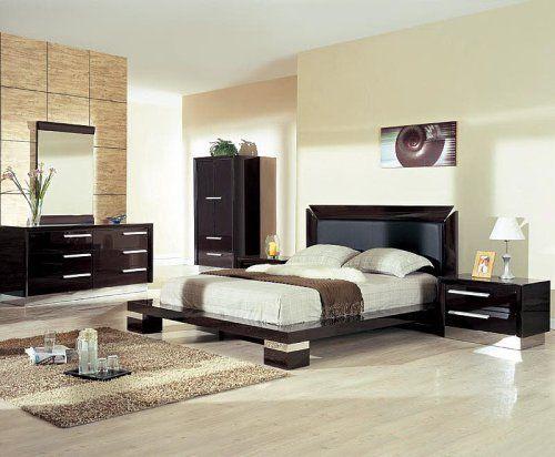 King Size European Bedroom Set