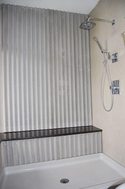 Arizona shower fiber cement board wall cladding and cement for Cement board for bathroom walls