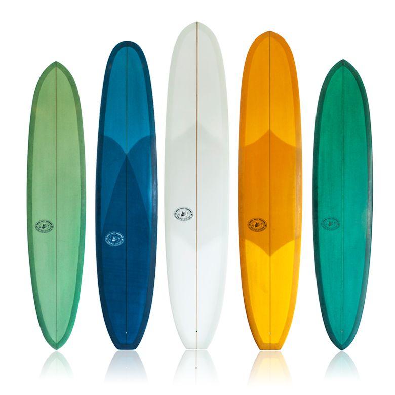 Hudson Ritchie Surfboard
