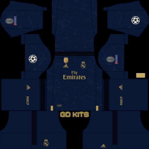 Dream League Soccer 20192020 Kits, Kits Dream League