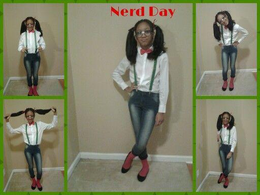 Nerd Day At School Nerd Costumes Nerd Costume Nerd Outfits