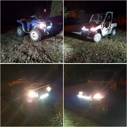 Nice Shots For Nilight 12 Inch Combo Led Light Bar Photo Credit Brian Haskin Off Road Led Lights Led Light Bars Bar Led