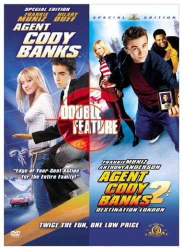 Agent Cody Banks & Agent Cody Banks 2 MGM (Video & DVD)