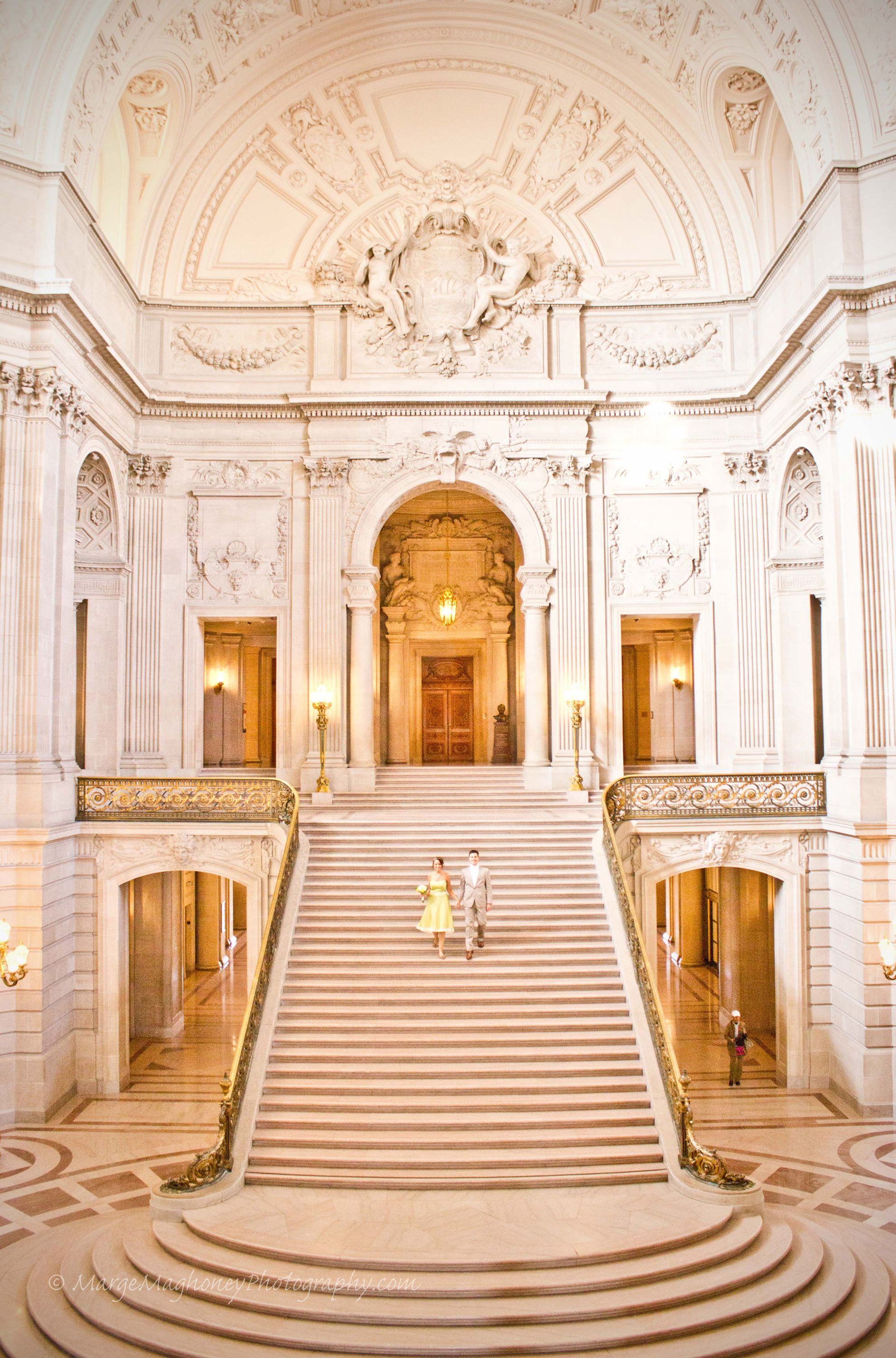 Simply Stunning San Francisco City Hall Wedding Photos Complete Guide By Marge M Sf City Hall Wedding San Francisco City Hall Wedding San Francisco City Hall