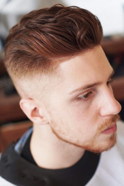 The Inspiring Collection Of The Best Hairstyles For Red Hair Men Red Hair Men Ginger Hair Men Mens Hair Colour