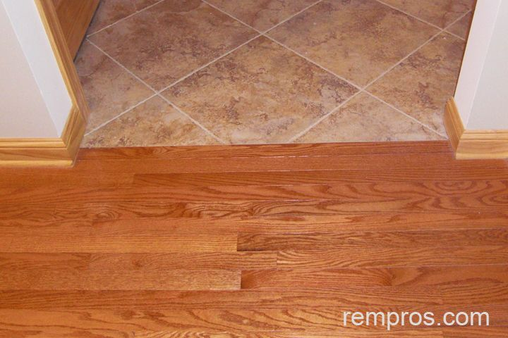 Wood Floor And Tile Transition Google Search Flooring