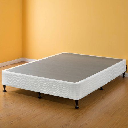Spa Sensations By Zinus 9 Standing Metal Smart Box Spring Twin Walmart Com Full Size Bed Mattress Box Spring Bed Frame Bed Frame Mattress