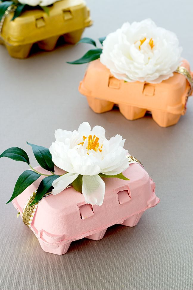 DIY Spring Baked Goods Gift Box