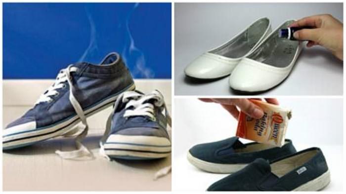 Μυρίζουν άσχημα τα παπούτσια σας; Πείτε αντίο στις άσχημες οσμές με αυτά τα 6 σπιτικά κόλπα  #χρήσιμα
