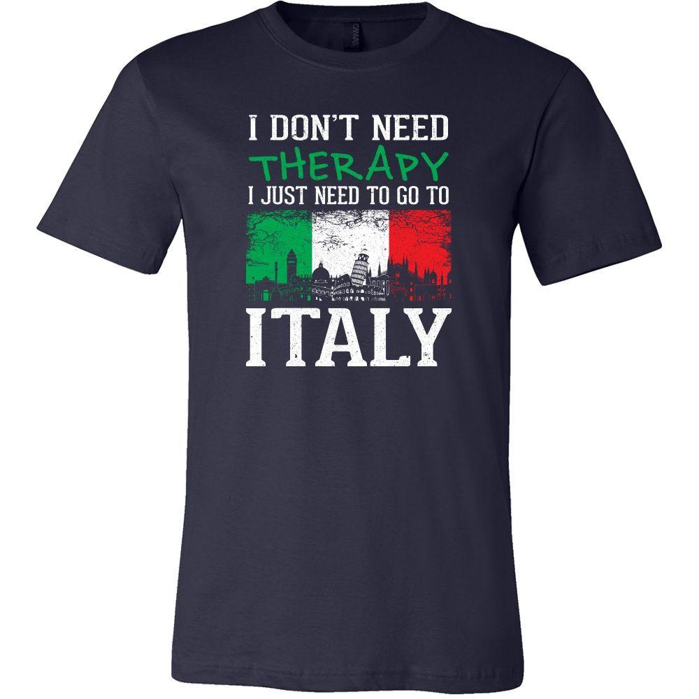 Italian Therapy Shirt