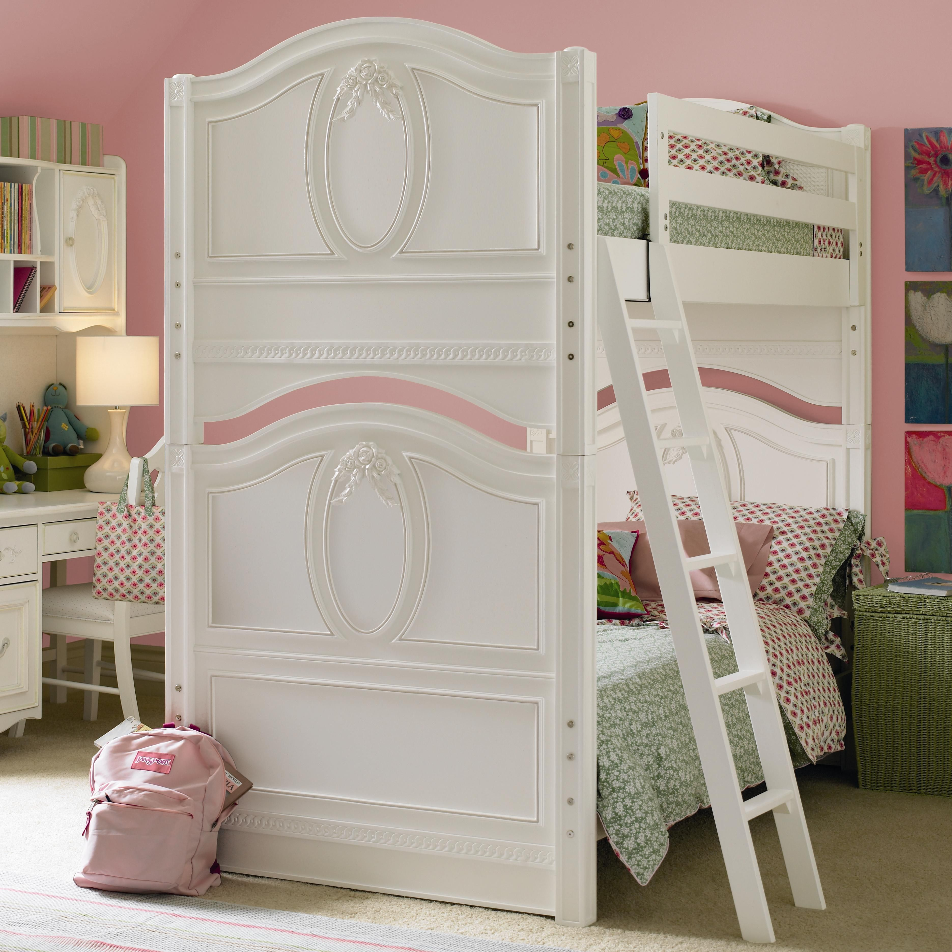 Stanley Young America Isabella Collection Twin Over Full Bunk Bed
