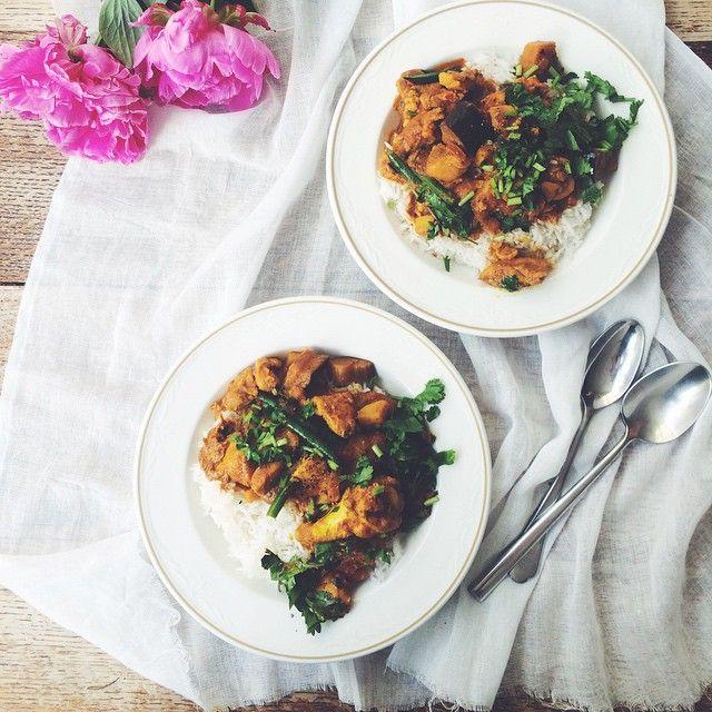 Fried Tilapia With Green Mango | Uyen Luu